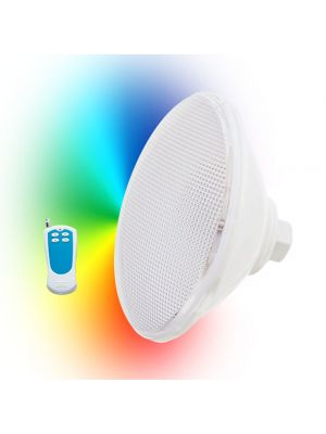 Lampada a led Seamaid High Power RGB Ecoproof con telecomando PAR56 - 36 Led 30W