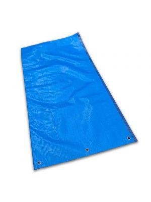 Sacco contenitore per ricovero copertura invernale piscina