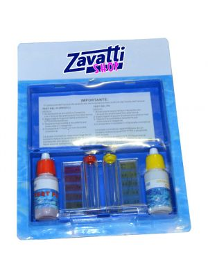 Test kit per piscina