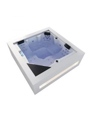 Vasca Spa idromassaggio Pure Ergo con mobile