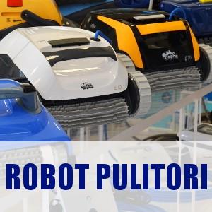 robot pulitori piscina