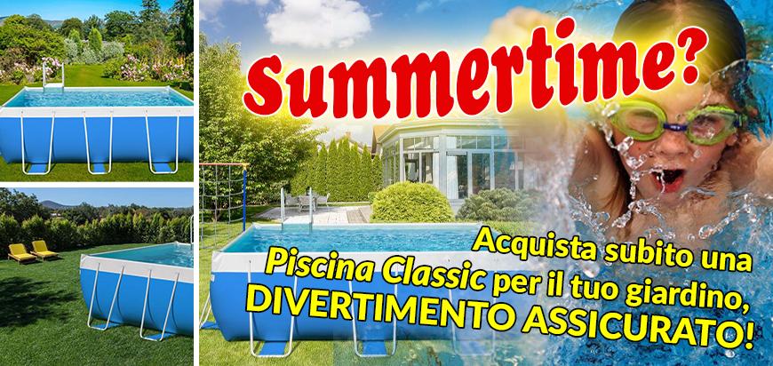 Piscine Laghetto modello classic.Acquista subito su Zavattishop.com
