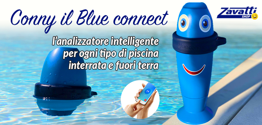 Blue Connect by Astralpool Fluidra analizzatore digitale