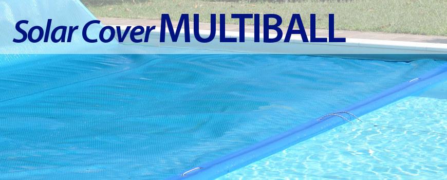 Coperture estive isotermiche Multiball per piscina