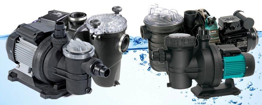 Pompe di filtrazione