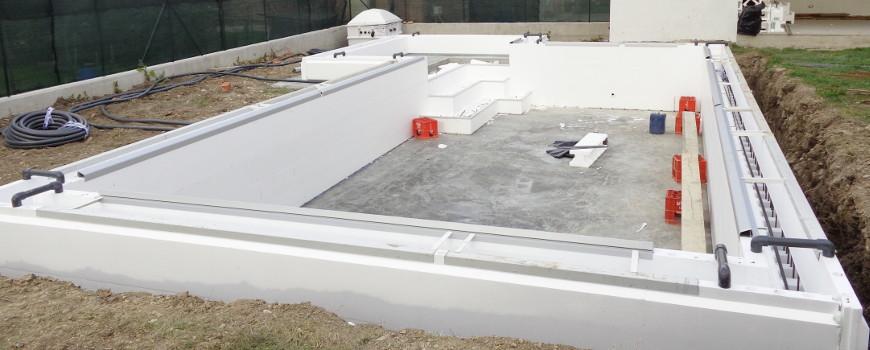 Accessori completamento esterno piscina