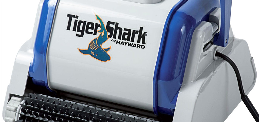 Robot piscina TIGER SHARK