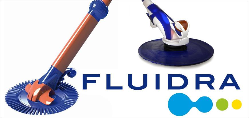 Pulitori idraulici per piscina FLUIDRA
