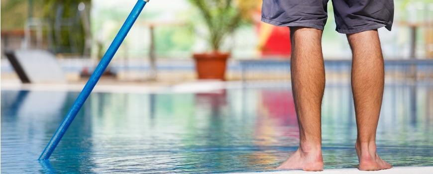 Accessori pulizia e manutenzione piscina
