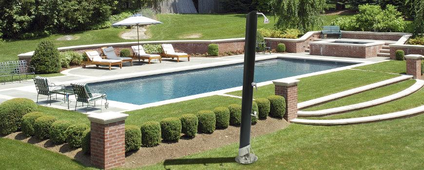 Docce solari per piscina
