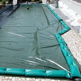 Coperture invernali per piscina for Copertura invernale piscina gre