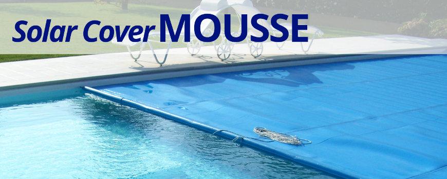 Coperture estive isotermiche Mousse per piscina