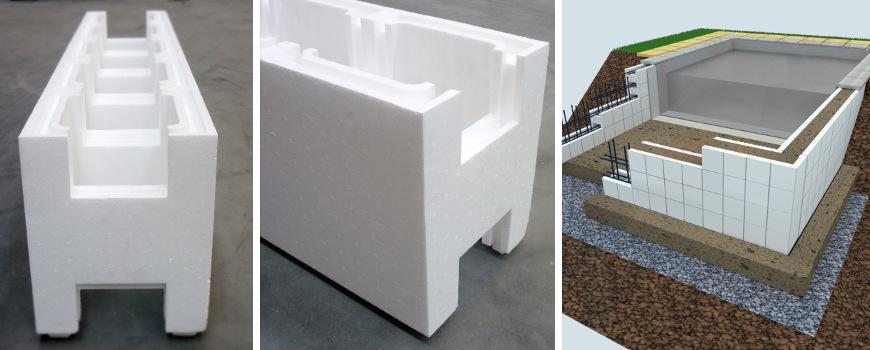 Costruisci la tua piscina in cemento con easyblok by zavatti for Costruisci la tua planimetria