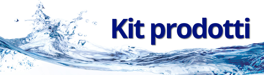 Kit prodotti chimici