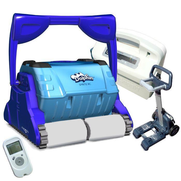Robot nettoyeur de piscine solarbreeze robot nettoyeur de for Pub cash piscine