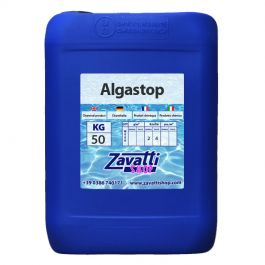 50 lt algastop antialghe liquido per piscina - Antialghe per piscina dosaggio ...