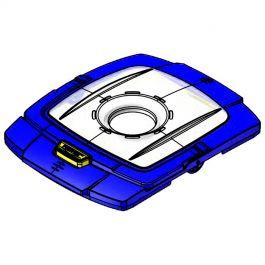 Coperchio per filtro robot zodiac rc 4400 cyclonx for Robot piscine zodiac rc 4400