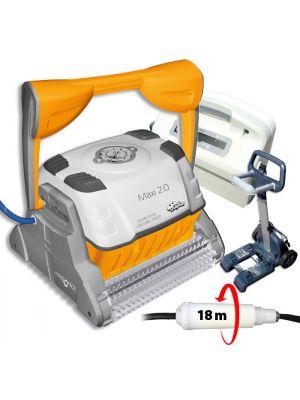 Robot pulitore piscina Dolphin Maytronics Maxi 2.0 Timer Swivel