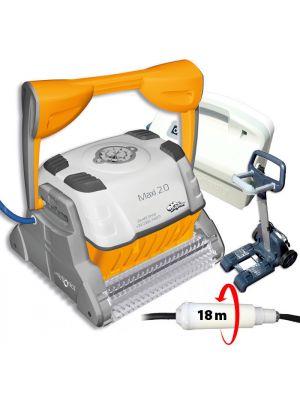Robot pulitore piscina Dolphin Maytronics Maxi 2.0 Swivel