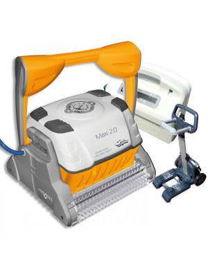 Robot pulitore piscina Dolphin Maytronics Maxi 2.0 Timer