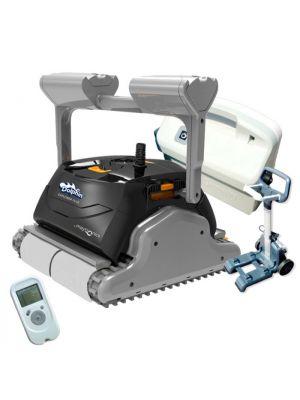 Robot pulitore Dolphin Explorer Plus per piscina in piastrelle