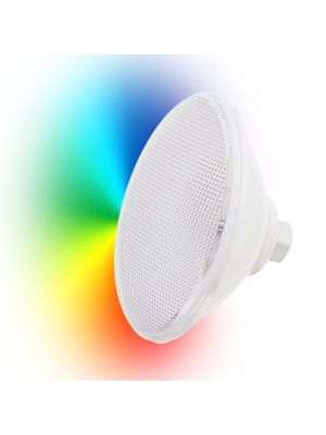 Lampada a led Ecoproof High Power multicolor RGB Seamaid per piscina PAR56 36 Led 30W