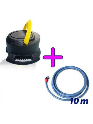 Kit Clean Cover - Pompa svuota teloni + kit di scarico