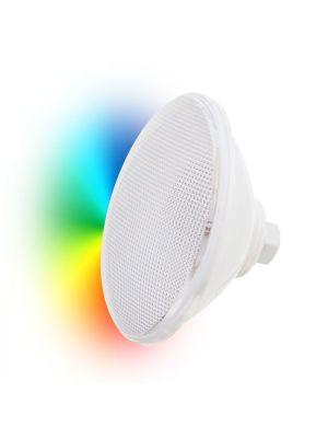 Lampada faro a led RGB Seamaid Ecoproof per piscina PAR 56 - 270 Led 16W