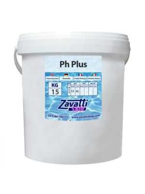 15 Kg Ph Plus - elevatore Ph granulare per piscina