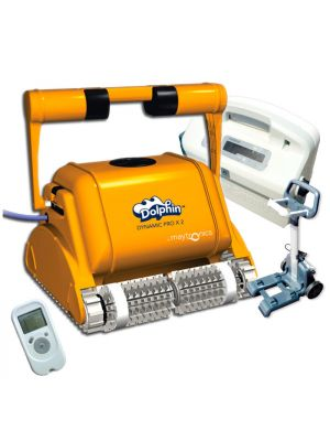Robot pulitore per piscina Dolphin Dynamic Pro X 2