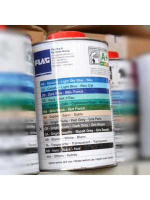 Pvc liquido Flag pool colore grigio scuro - confezione da 1 lt