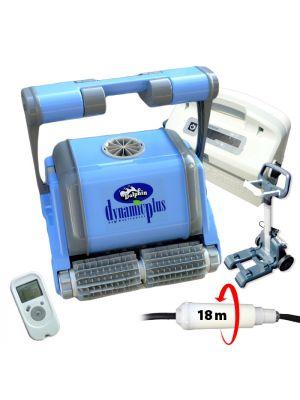 Robot pulitore per piscina Dolphin Dynamic Plus