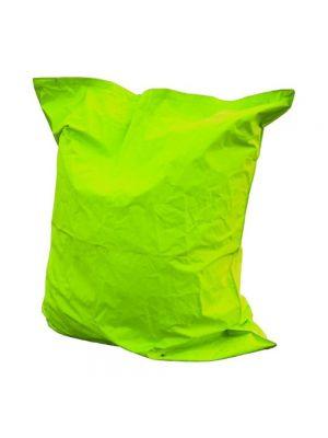 Grande cuscino / pouf da esterno Verde