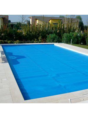 Copertura isotermica per piscina 7 x 14 mt mousse