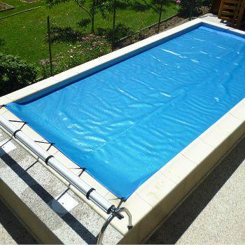 Copertura isotermica per piscina 4 x 8 mt multiball