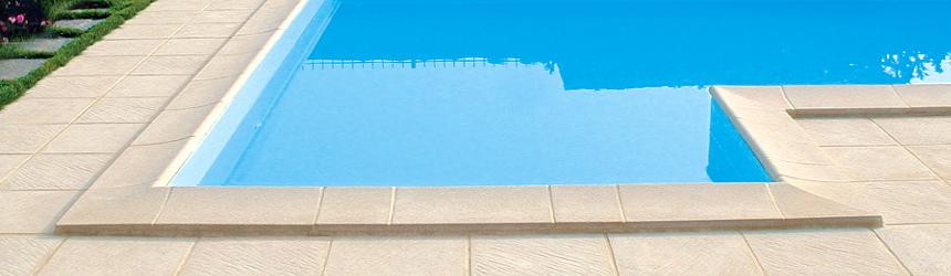 Bordi per piscina di alta qualità
