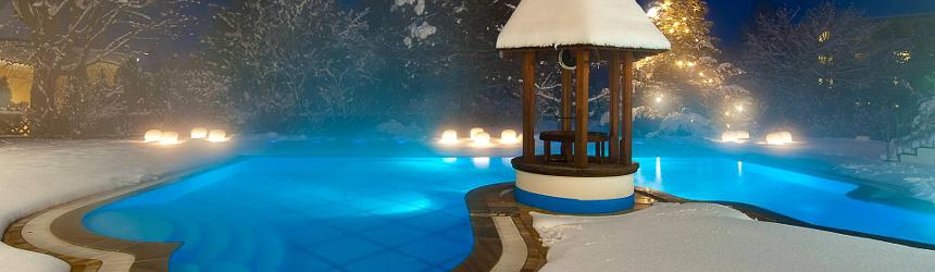 pompe di calore per riscaldamento piscina
