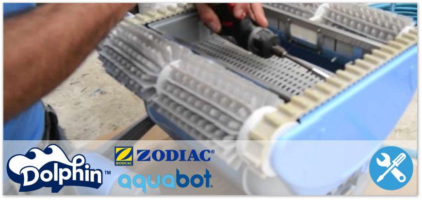 zubehör und ersatzteile für reinigungsroboter
